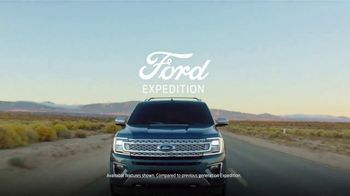 2018 Ford Expedition TV Spot, 'New Definition of Space' [T2] - Thumbnail 1