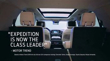 2018 Ford Expedition TV Spot, 'New Definition of Space' [T2] - Thumbnail 2