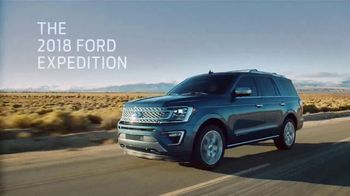 2018 Ford Expedition TV Spot, 'New Definition of Space' [T2] - Thumbnail 4
