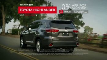 2019 Toyota Highlander TV Spot, 'Room to Be a Kid' [T2] - Thumbnail 8