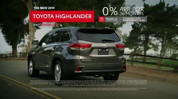 2019 Toyota Highlander TV Spot, 'Room to Be a Kid' [T2] - Thumbnail 9
