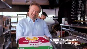 Marco's Pizza TV Spot, 'Hello Primo: Two Medium One Topping Pizzas' - Thumbnail 6