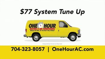 One Hour Heating & Air Conditioning  TV Spot, '$77 System Tune Up' - Thumbnail 10