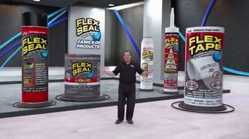 Flex Seal TV Spot, 'Una familia de productos' [Spanish] - 446 commercial airings