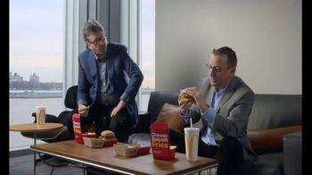 McDonald's Classics With Bacon TV Spot, 'La discusión' con Hernán Pereyra, Jorge Ramos [Spanish] - 2 commercial airings