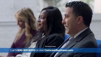 Comcast Business Switch & Save Days TV Spot, 'Excited Business Owners' - Thumbnail 3