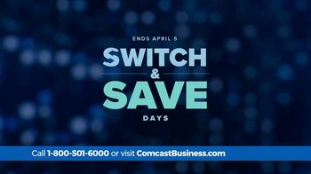 Comcast Business Switch & Save Days TV Spot, 'Excited Business Owners' - Thumbnail 4