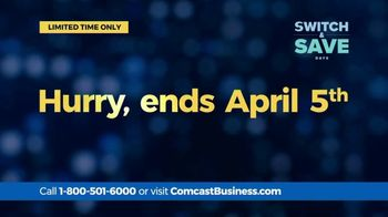Comcast Business Switch & Save Days TV Spot, 'Excited Business Owners' - Thumbnail 7