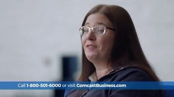 Comcast Business Switch & Save Days TV Spot, 'Excited Business Owners' - Thumbnail 8