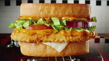 Checkers & Rally's Texas Toast Garlic Bread Sandwiches TV Spot, 'Going Nashville' - Thumbnail 2