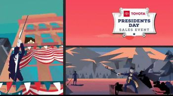 Toyota Presidents Day Sales Event TV Spot, 'Final Days: By Any Means Necessary' [T2] - Thumbnail 3