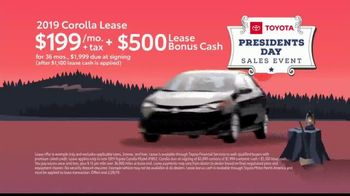 Toyota Presidents Day Sales Event TV Spot, 'Final Days: By Any Means Necessary' [T2] - Thumbnail 4