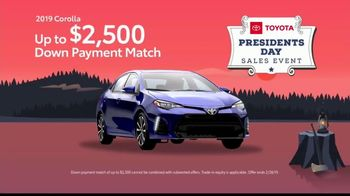 Toyota Presidents Day Sales Event TV Spot, 'Final Days: By Any Means Necessary' [T2] - Thumbnail 5