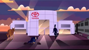 Toyota Presidents Day Sales Event TV Spot, 'Final Days: By Any Means Necessary' [T2] - Thumbnail 6