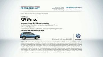 Volkswagen Presidents Day Sale TV Spot, 'Equals' [T2] - Thumbnail 6