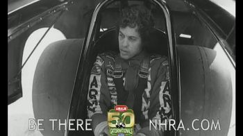 NHRA TV Spot, '2019 Gator Nationals'