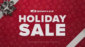 Bowflex Holiday Sale TV Spot, 'Find Your Fit This Holiday' - Thumbnail 4
