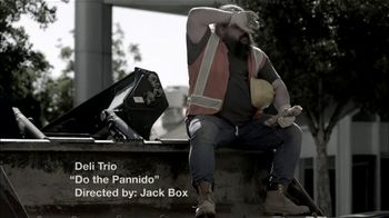 Jack in the Box Pannidos TV Spot, 'Do the Pannido'