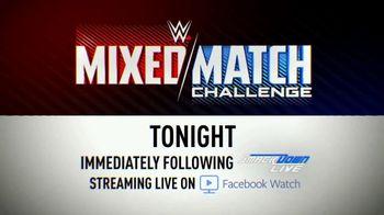 Facebook Watch TV Spot, 'WWE Mixed Match Challenge' - Thumbnail 10