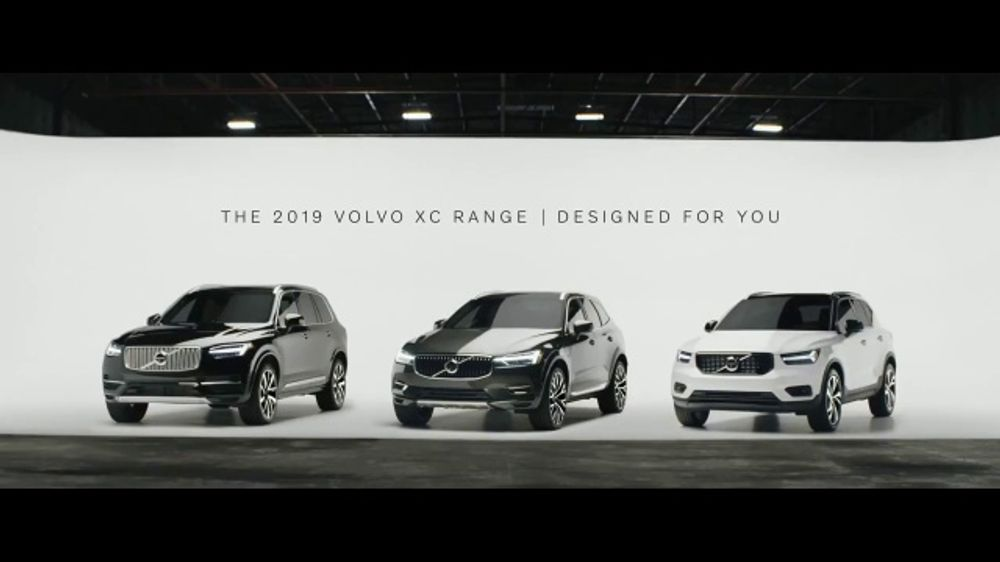 Volvo Xc90 Commercial >> 2019 Volvo XC Range TV Commercial, 'Designed for You' [T1 ...