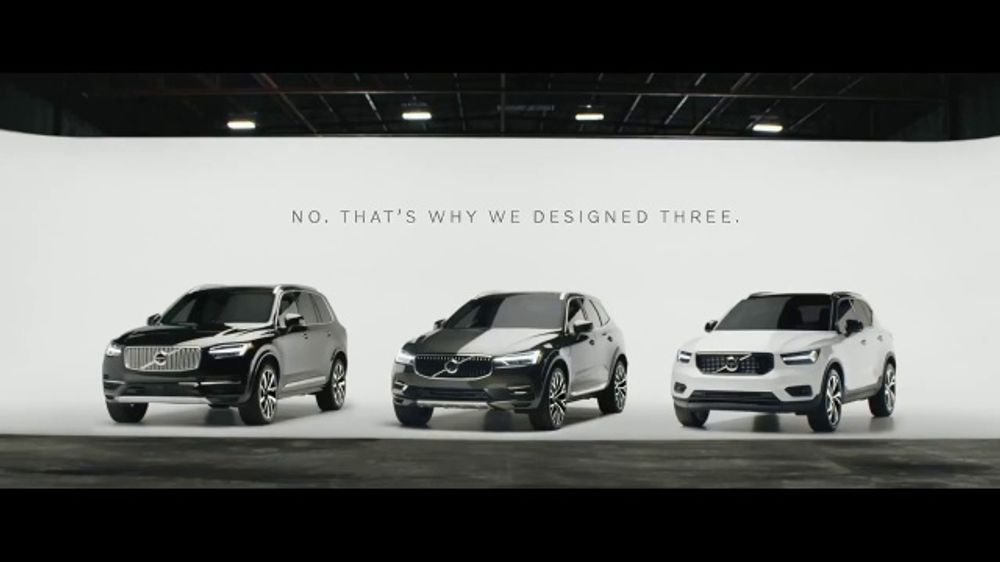 2019 Volvo Xc Range Tv Commercial Designed For You T1 Ispot Tv