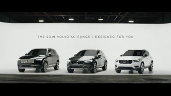 2019 Volvo XC Range TV Spot, 'Designed for You' [T1] - Thumbnail 9