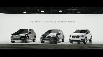 2019 Volvo XC Range TV Spot, \'Designed for You\' [T1]