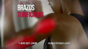 MaxiClimber Fitness App TV Spot, 'Trabaja todo tu cuerpo' [Spanish] - Thumbnail 4