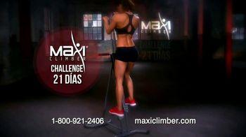 MaxiClimber Fitness App TV Spot, 'Trabaja todo tu cuerpo' [Spanish] - Thumbnail 6