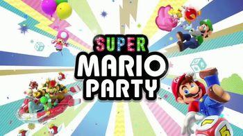 Nintendo Switch TV Spot, 'Holiday Picks: Super Mario Party'