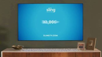 Sling TV Spot, 'Freedom: 80,000+ Videos On Demand ' Ft. Nick Offerman, Megan Mullally - Thumbnail 10