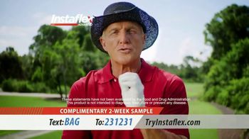 Instaflex TV Spot, 'Soreness and Stiffness' Featuring Greg Norman - 71 commercial airings