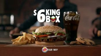 Burger King $6 King Box TV Spot, 'Choose' - Thumbnail 10