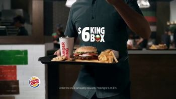 Burger King $6 King Box TV Spot, 'Choose'