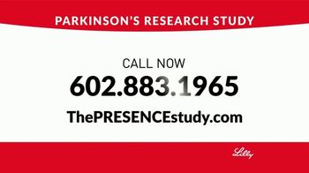 Eli Lilly TV Spot, 'Parkinson's Research Study' - Thumbnail 8