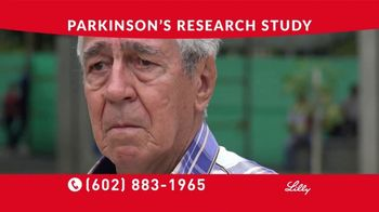 Eli Lilly TV Spot, 'Parkinson's Research Study' - Thumbnail 3