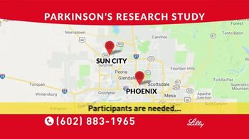 Eli Lilly TV Spot, 'Parkinson's Research Study' - Thumbnail 5