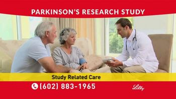 Eli Lilly TV Spot, 'Parkinson's Research Study' - Thumbnail 6