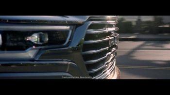 2019 Ram 1500 TV Spot, 'Hands: Truck of the Year' [T2] - Thumbnail 6