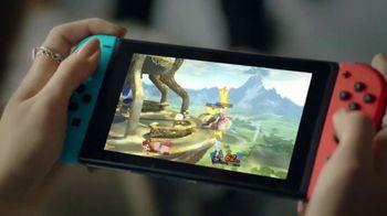 Nintendo Switch TV Spot, 'One More Game: Super Smash Bros. Ultimate: $25'