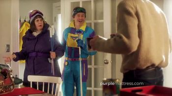 Purple Mattress TV Spot, 'Coffee: Free Gift' - 587 commercial airings