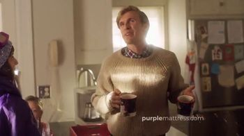 Purple Mattress TV Spot, 'Coffee: Free Gift' - Thumbnail 4