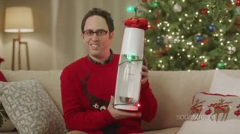 SodaStream TV Spot, 'Holiday Hero: 40 Percent Off'