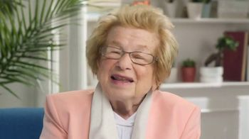 Sling TV Spot, 'Seven Night Stand' Featuring Dr. Ruth - Thumbnail 9