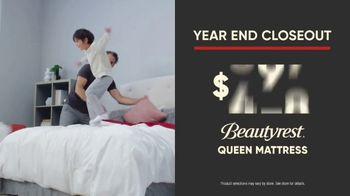 Mattress Firm Year End Closeout Event TV Spot, 'Making Room: Beautyrest' - Thumbnail 8
