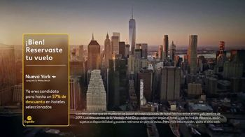 Expedia Ventaja Add-On TV Spot, 'Nueva York' [Spanish] - Thumbnail 4