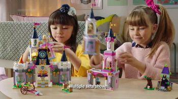 LEGO Disney Princess TV Spot, 'Disney Channel: Dream Big'