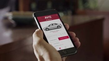 Avis Car Rentals App TV Spot, 'Travel Partner' - Thumbnail 7