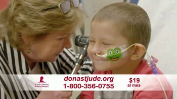 St. Jude Children's Research Hospital TV Spot, 'Lucas' [Spanish] - Thumbnail 8