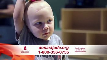 St. Jude Children's Research Hospital TV Spot, 'Lucas' [Spanish] - Thumbnail 4